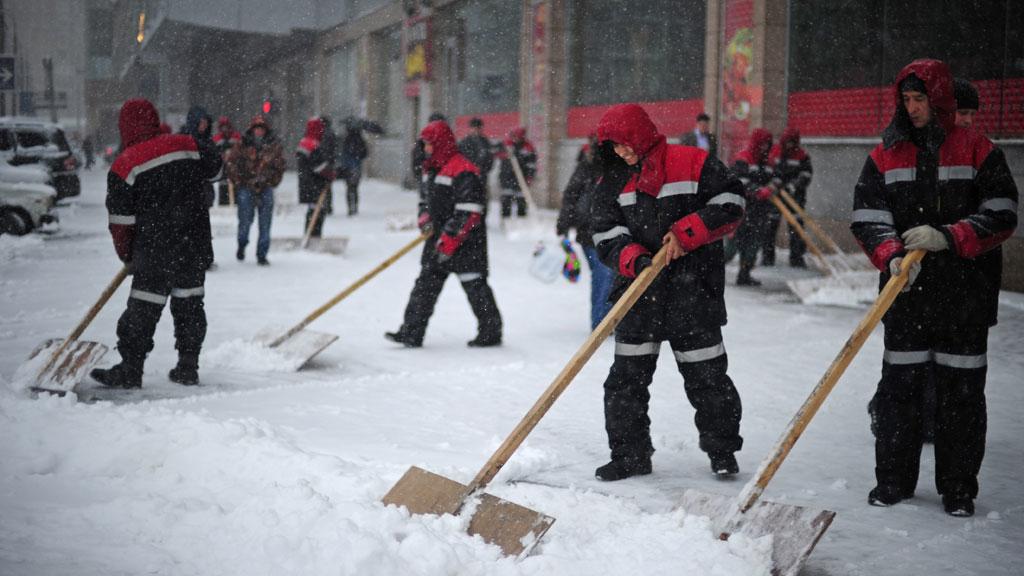 Аренда техники для уборки снега